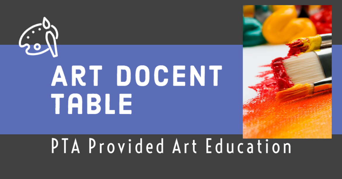 Art Docent Table