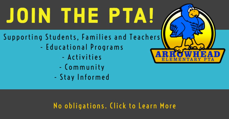PTA Membership Table