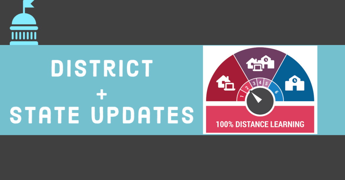 District and State Updates
